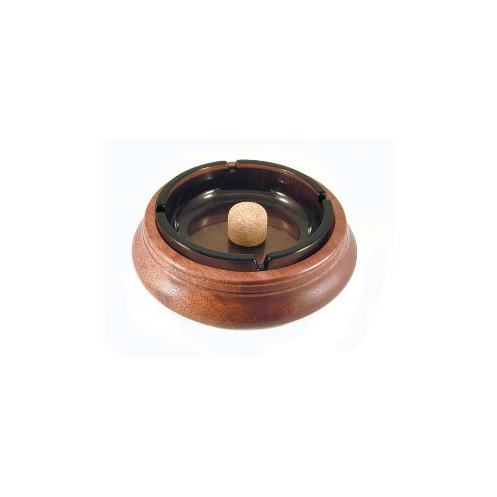 """Greek"" pipe ashtray - kalao and glass"