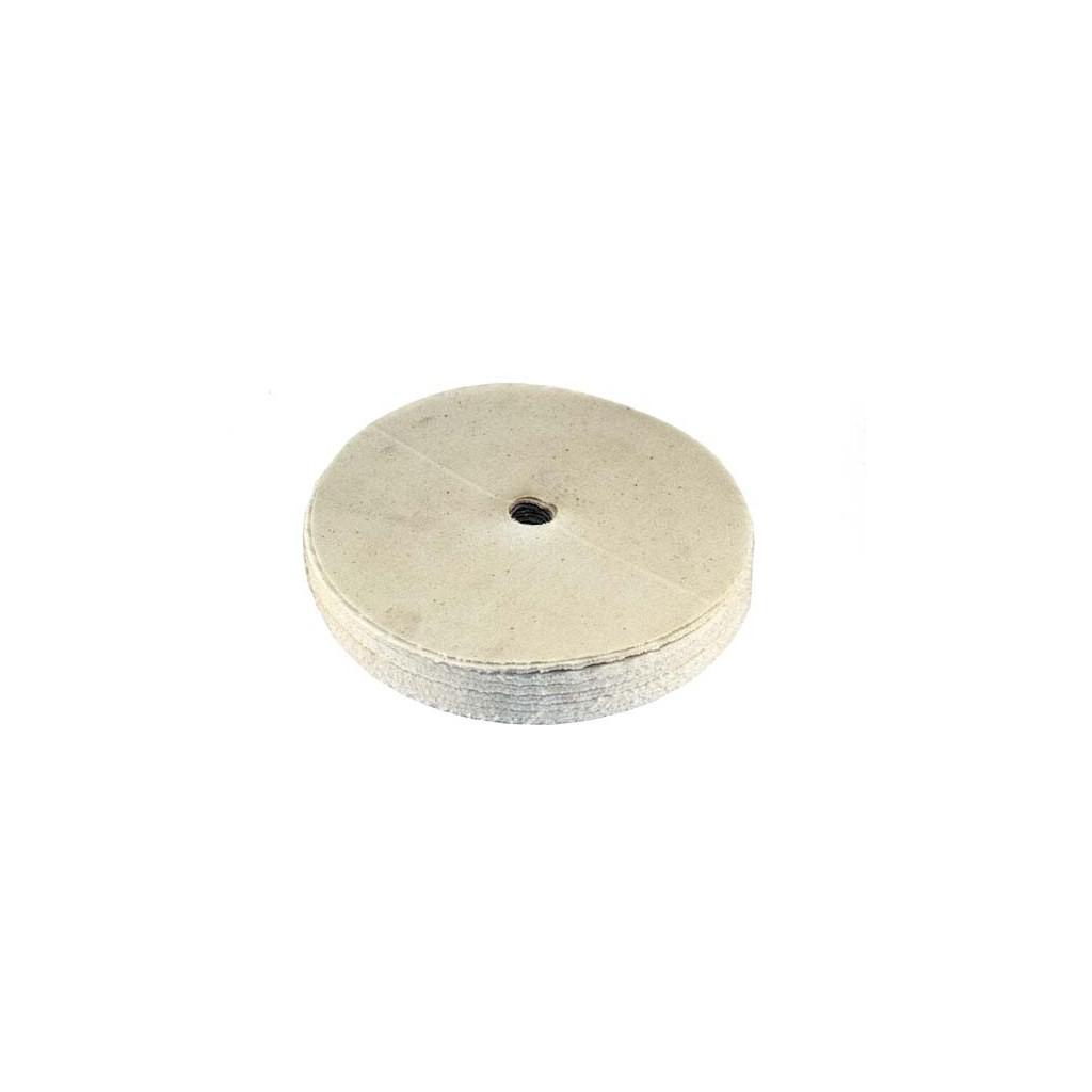 Disco in cotone morbido 150 mm