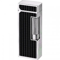 Dunhill Rollagas - Carbon Fiber finiture palladio