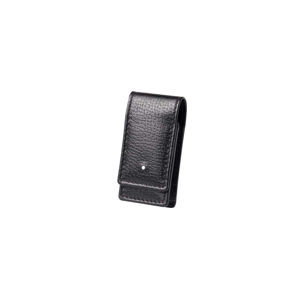Dunhill Whitespot Leather Lighter Case