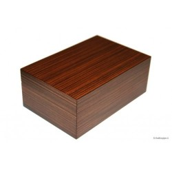 Humidor in Palissandro