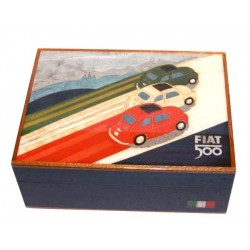 Humidor FIAT limited edition