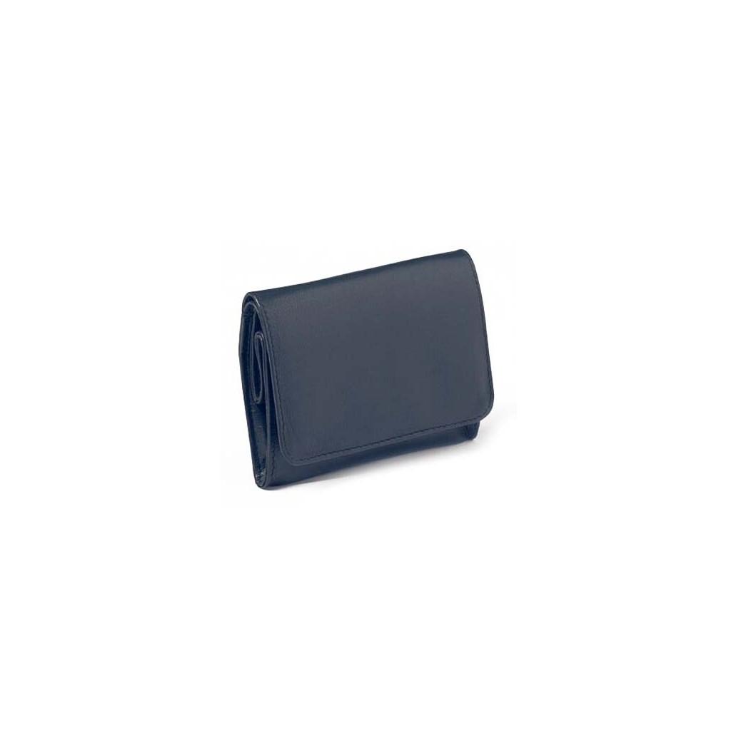 """Peterson """"Avoca"""" bolsa en piel azul para tabaco """"Box"""""""