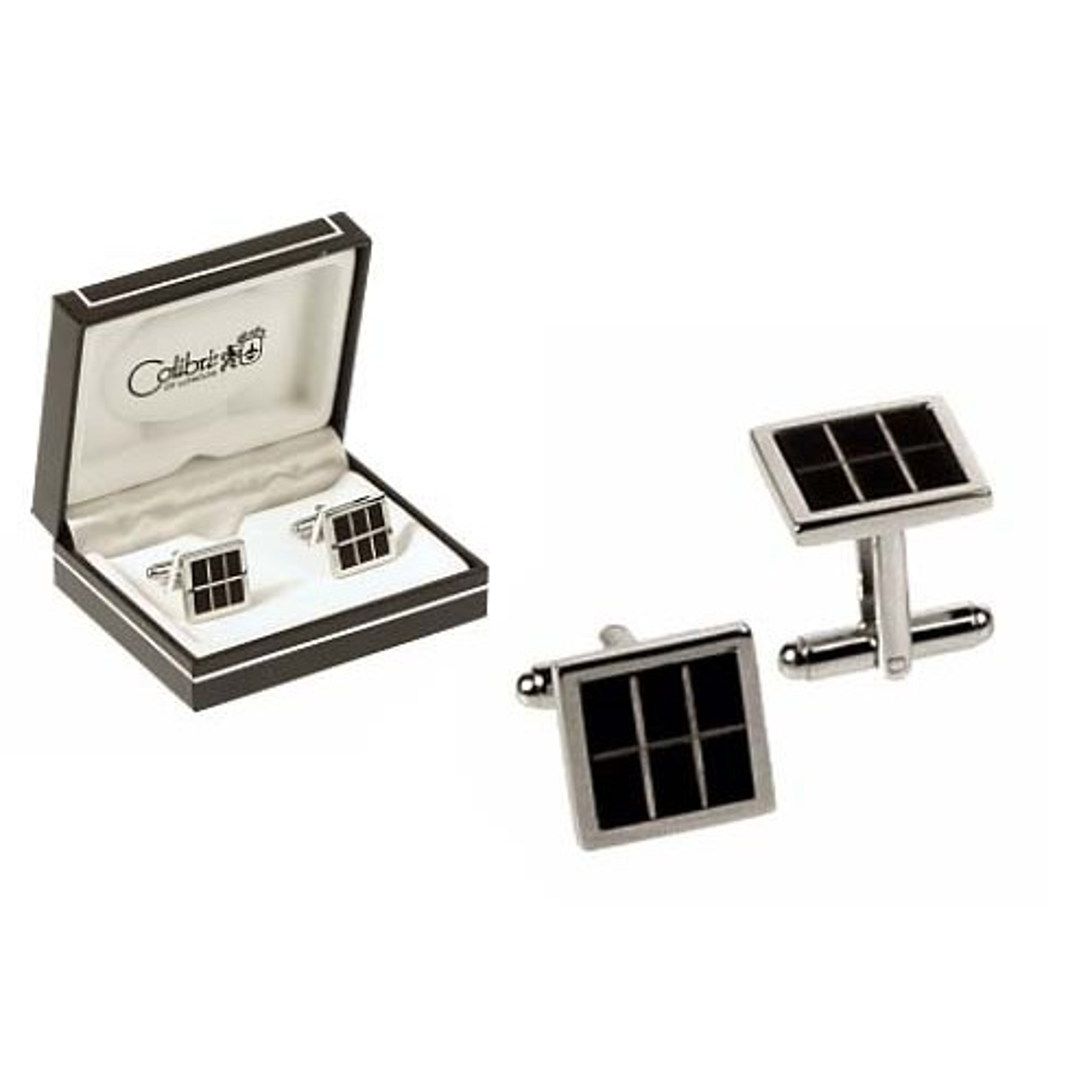 Cufflinks Colibri Phantom Collection