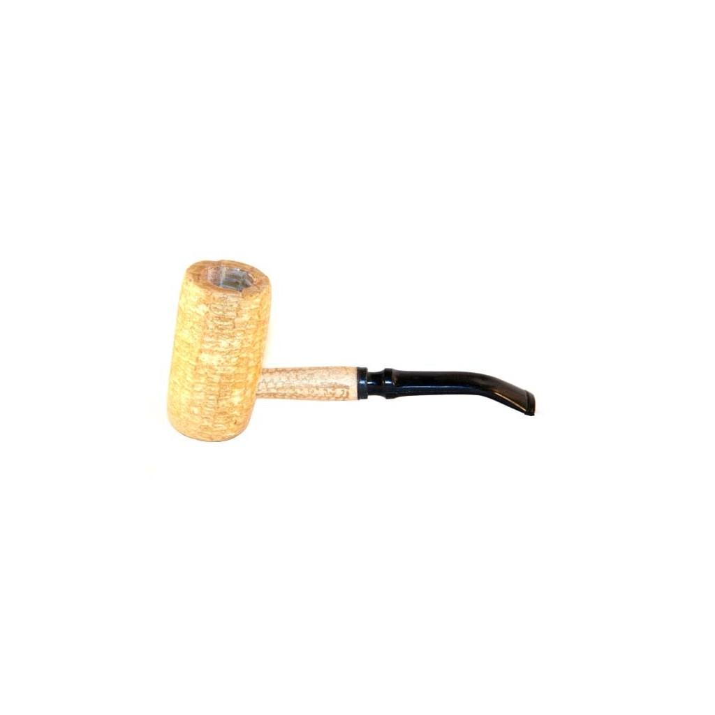 Bent General Corn Cob pipe