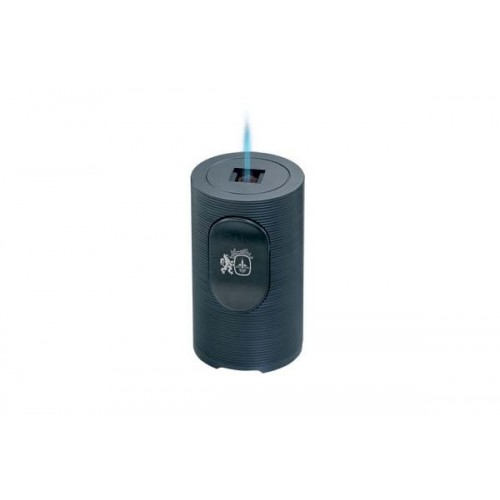 Colibri Citadel jet flame table lighter - black