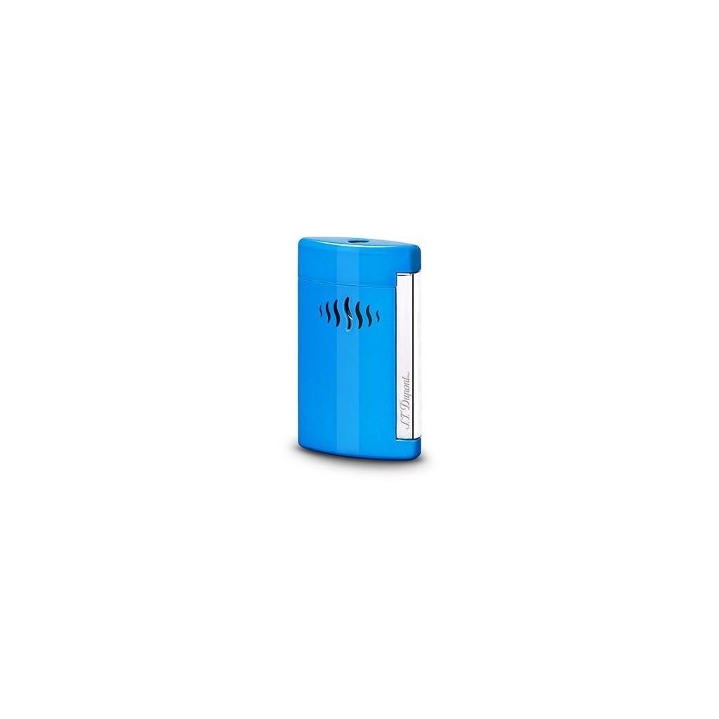 Mechero S.T. Dupont XTend Mini Jet - Wild Azul claro
