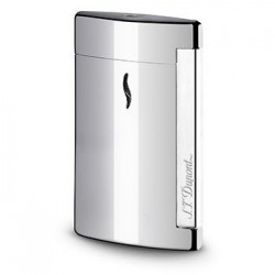 S.T. Dupont Briquet Xtend Mini Jet - Gris Chrome