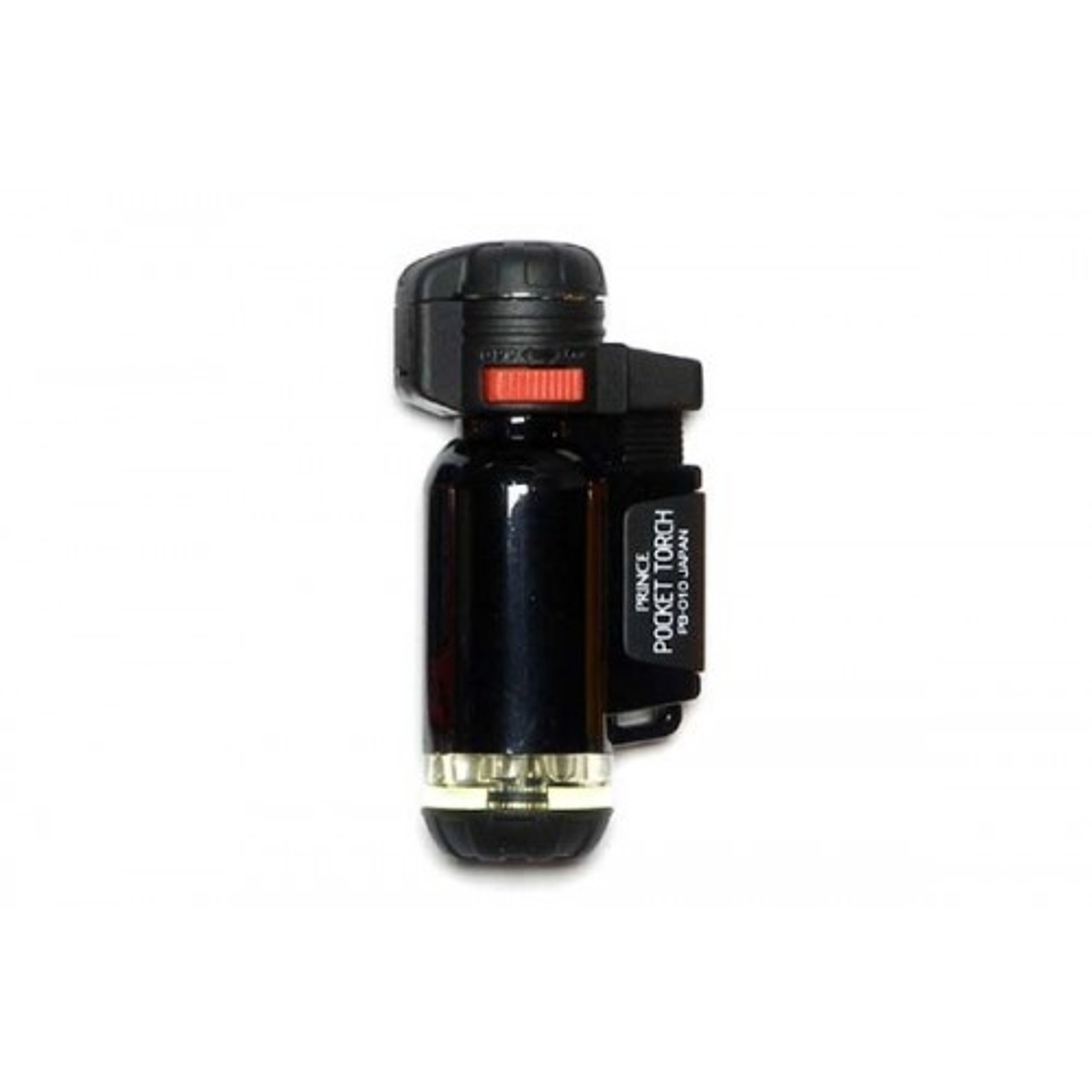 Prince Jetflame Lighter Poket Torch - Black
