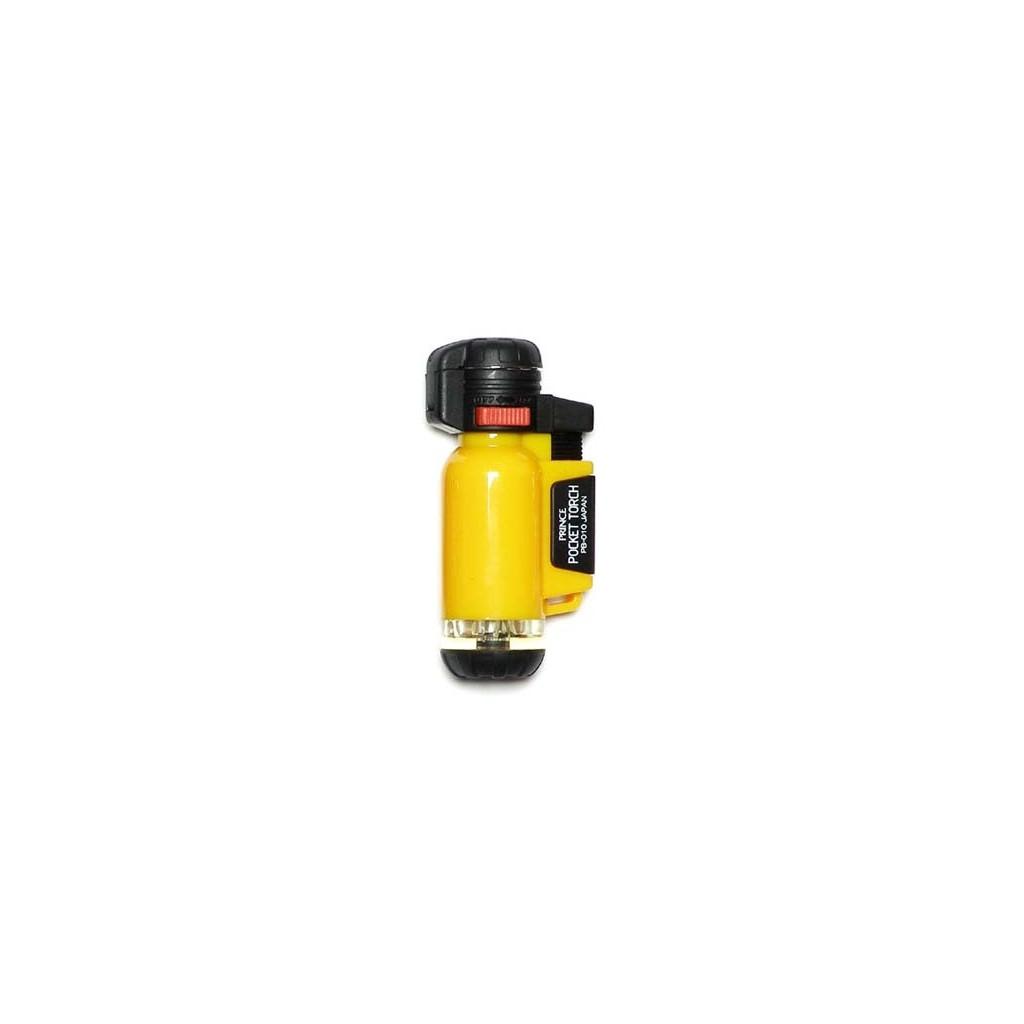 Accendino Jetflame Prince Poket Torch - giallo