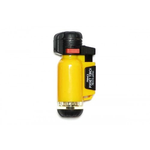 Mechero Jetflame Prince Poket Torch - Amarillo