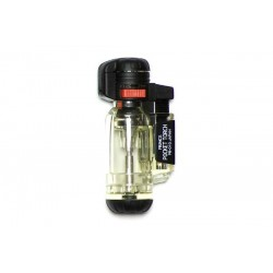 Prince Poker Torch briquet jetflame - trasparent