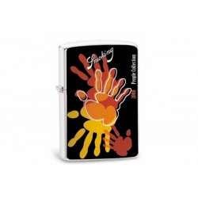 Zippo Smoking Collection - People 2000