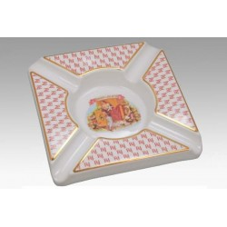 Romeo & Julieta ceramic cigar ashtray