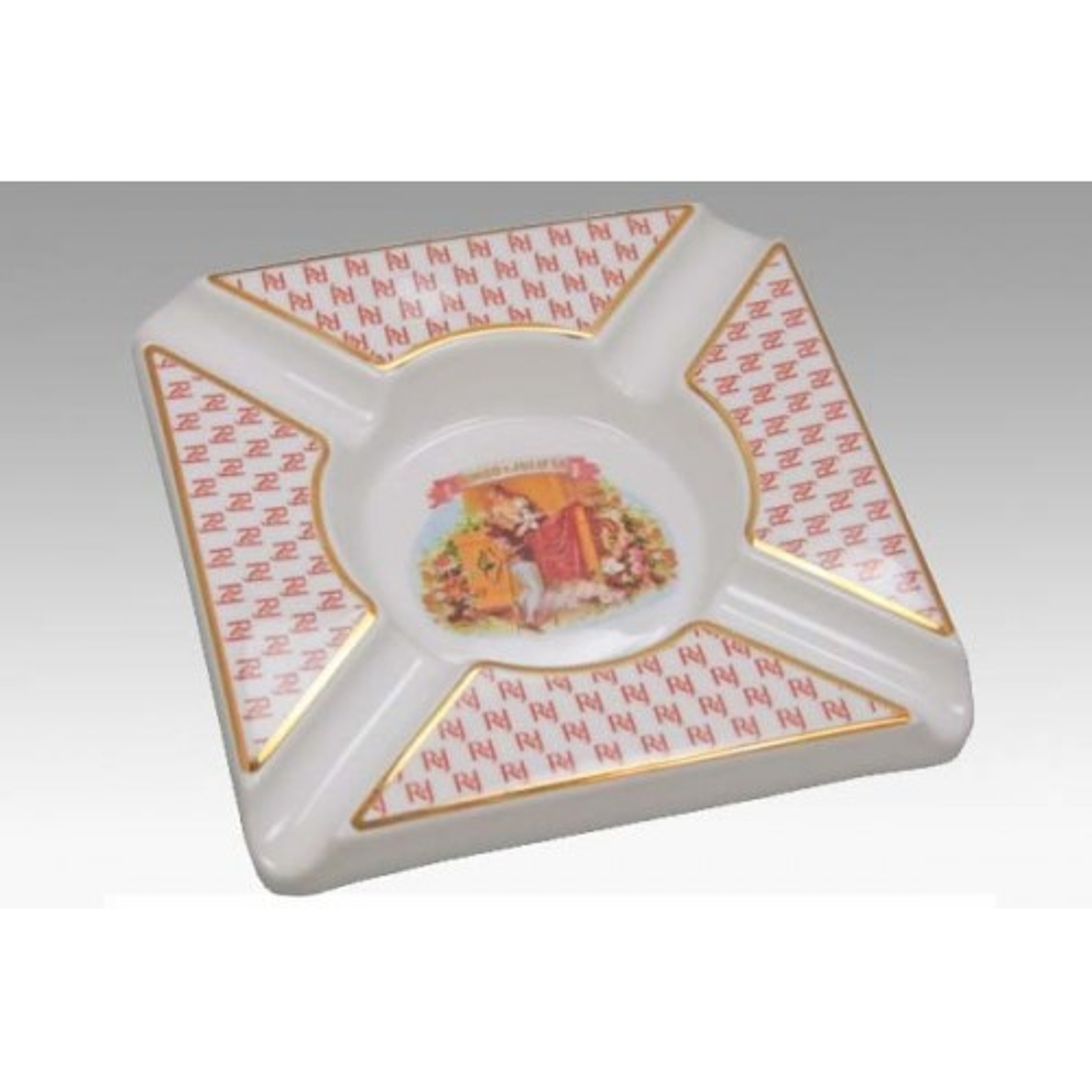Romeo & Julieta ceramic cigar ashtray