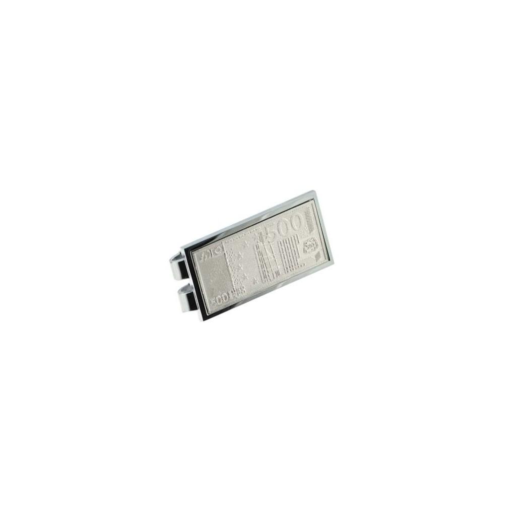 Pinces à billets en silver plate - 500 Eur