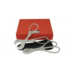 Pinin Table Cigar Scissor in chromed steel