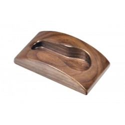 """Walnut pipe stand """"Dave"""" for 1 pipe"""