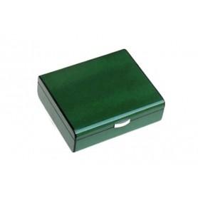 Humidor per 25 sigari in Lizard verde