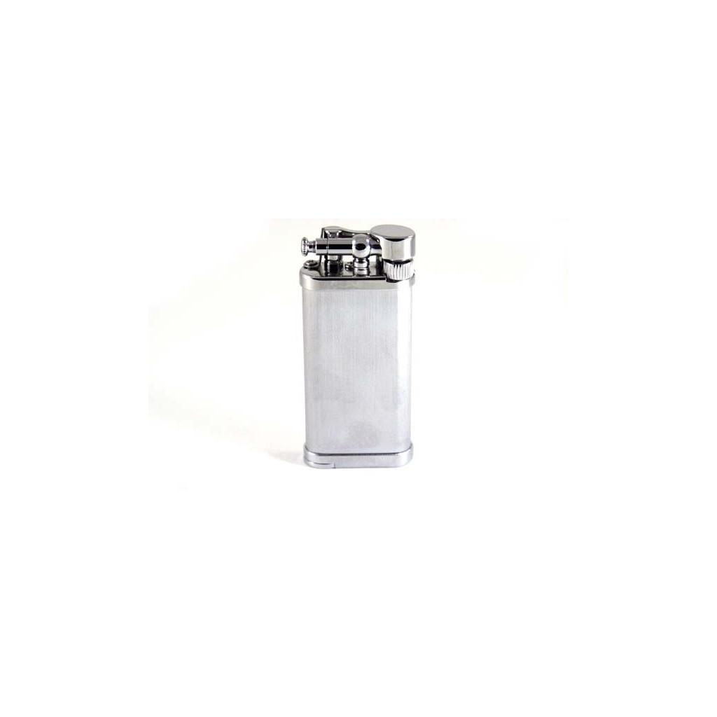 Savinelli Old Boy pipe lighter - Matt Steel