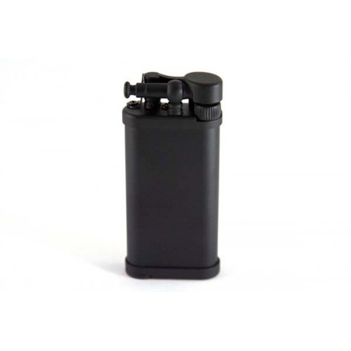 Briquet pour pipe Savinelli Old Boy - noir satiné