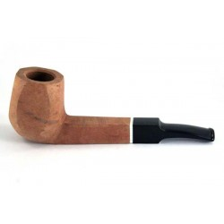 Savinelli grezza 513Ks - 1/8 bent panel billiard
