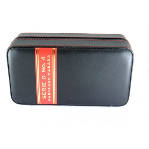 Partagas Travel humidor for 6 Robustos