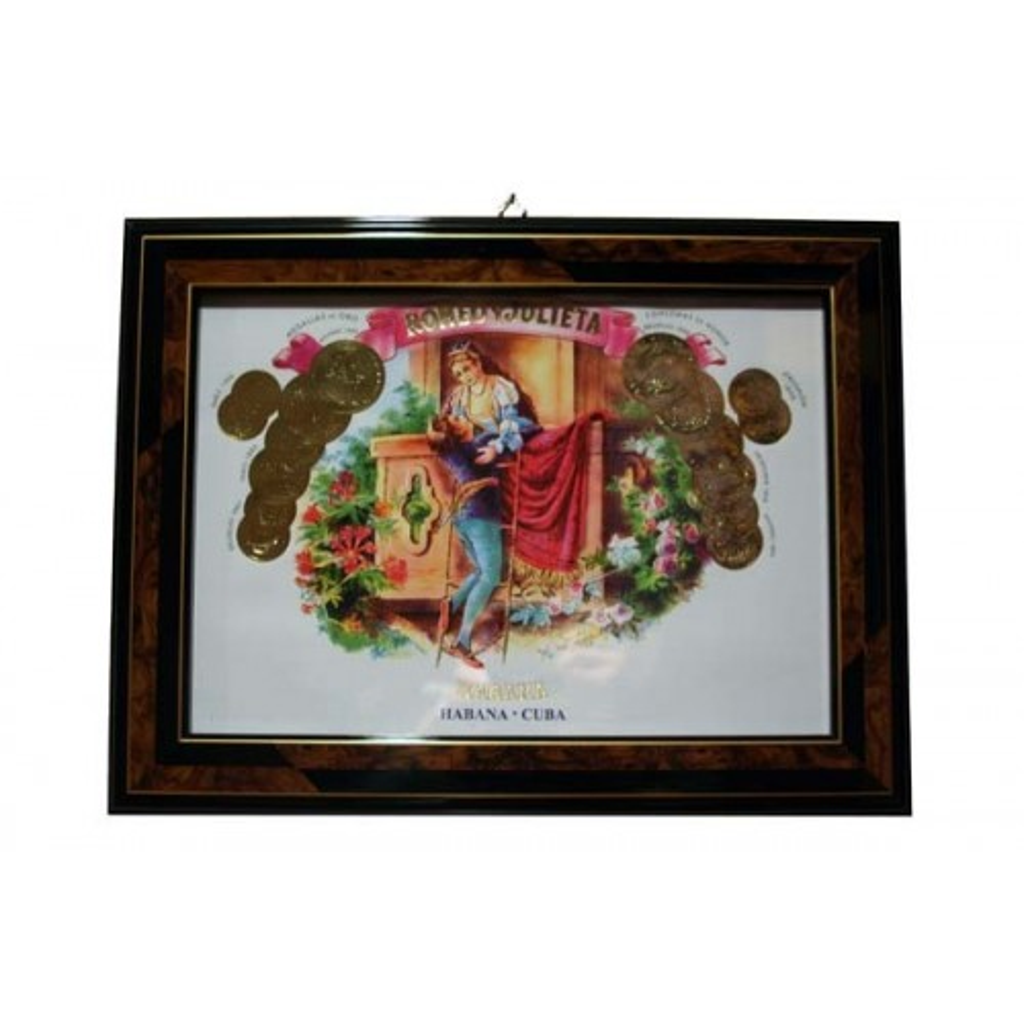 Logo Romeo & Julieta