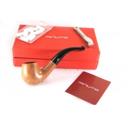 Minuto by Savinelli - bent clear
