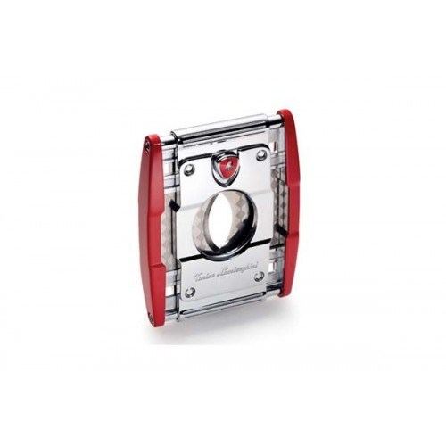"Tonino Lamborghini Cigar Cutter ""Precisione"" - Red"