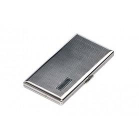 Étui Lady cigarette silverplate - barley
