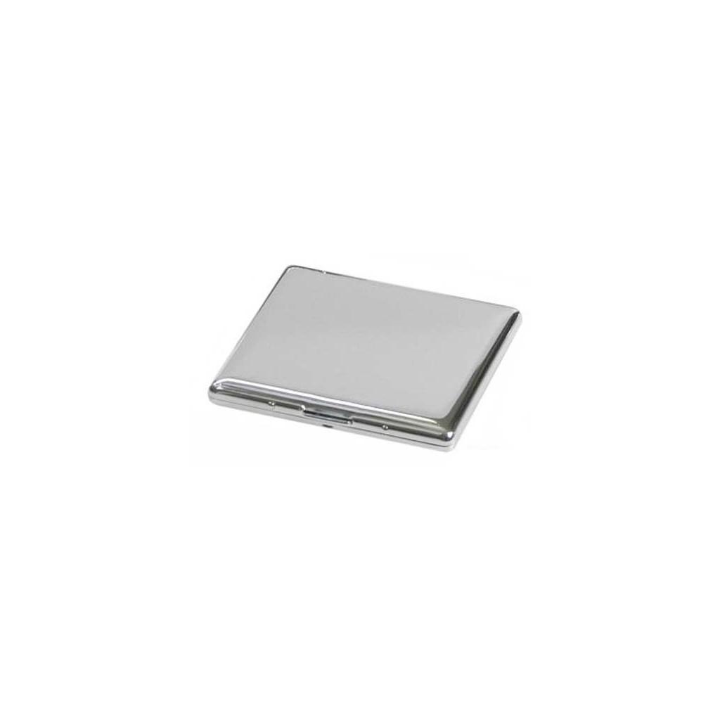 Cigarette case 1 row chrome plated