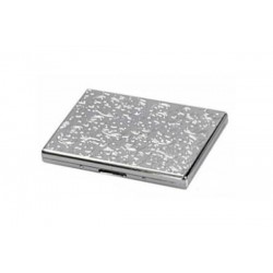 Cigarette case 1 row chrome plated - venetian