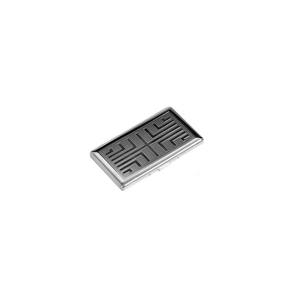 Étui slim cigarette chrome - incas design