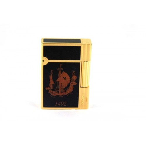 Accendino St. Dupont Gatsby Cristoforo Colombo Limited Edition 1992