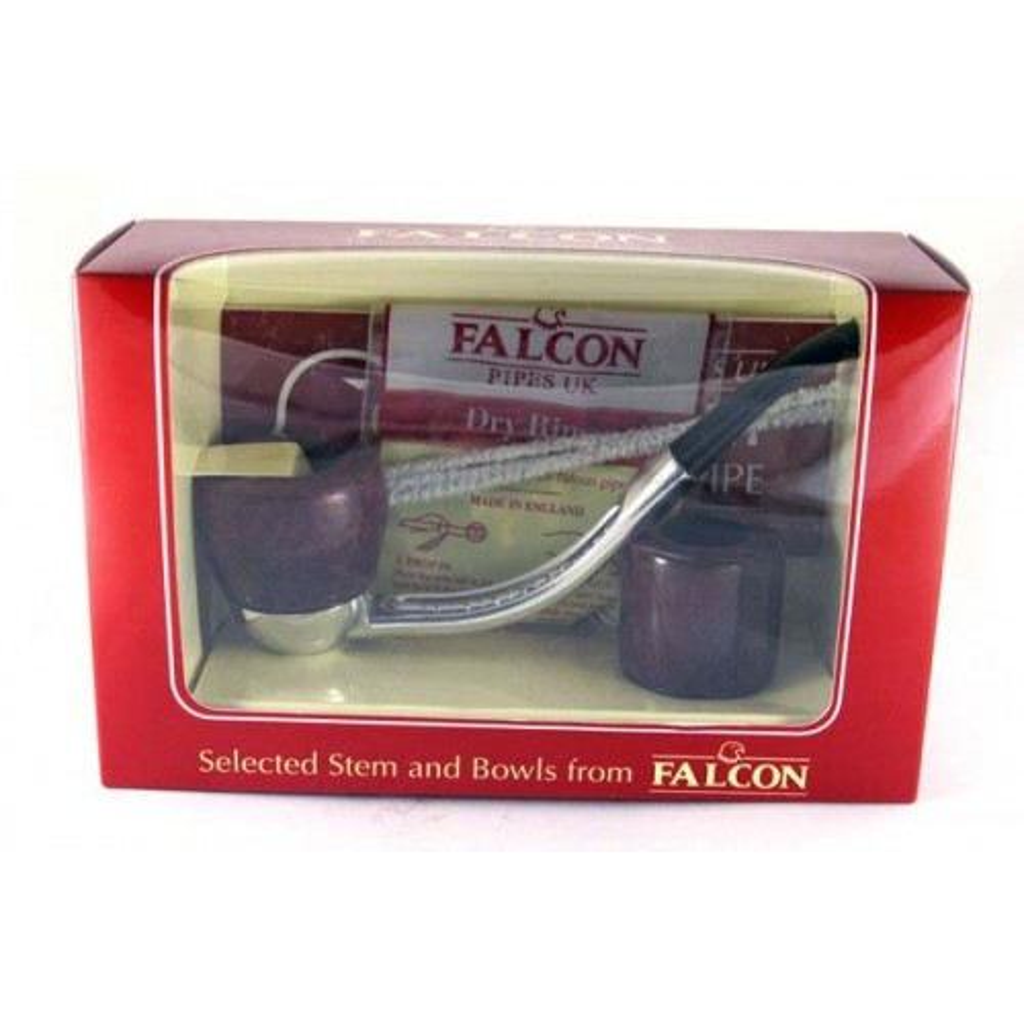 Falcon Boîte cadeau, Bent tuyau et 2 Tête