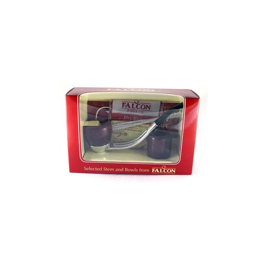 Falcon cofrecito regalo, Bent boquilla y 2 cabeza