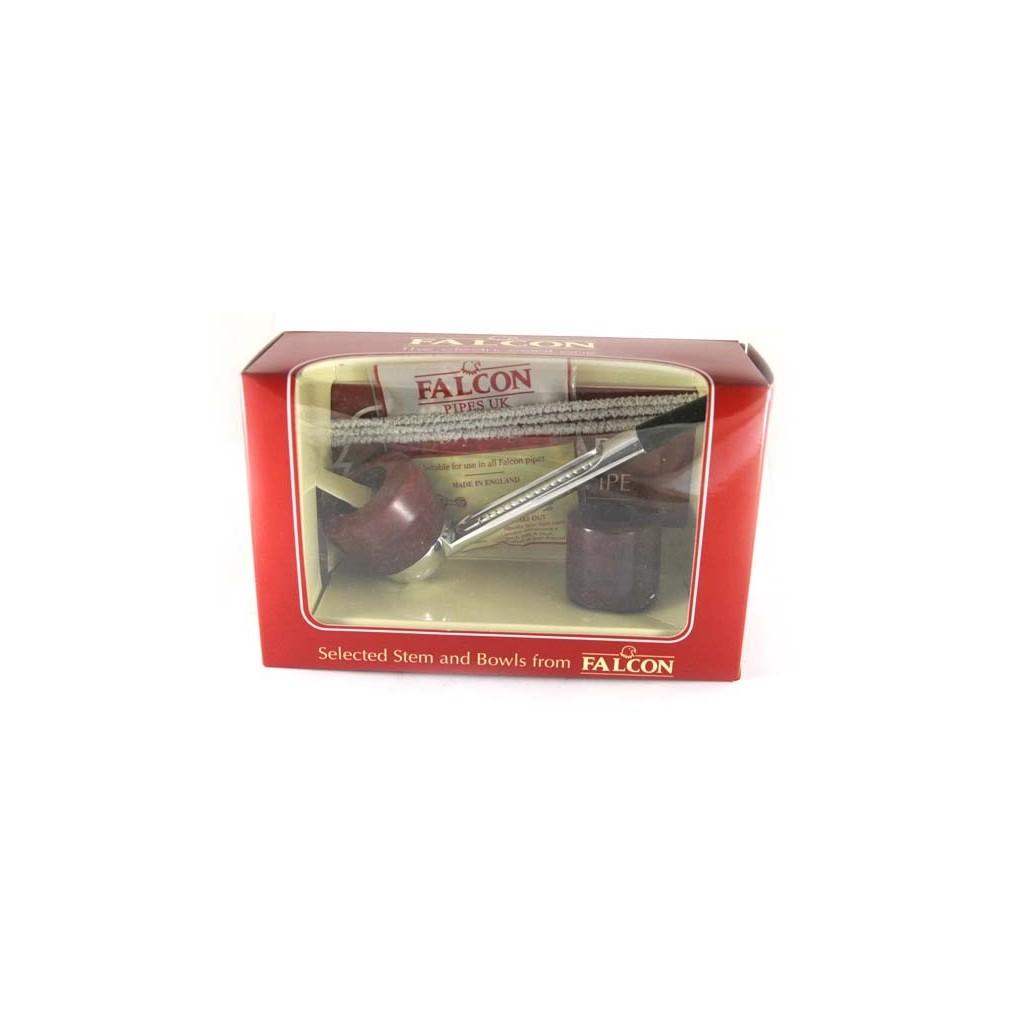 Falcon cofrecito regalo, straight boquilla y 2 cabeza