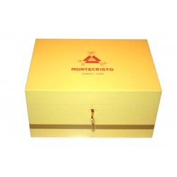 Caves en bois Montecristo limited edition