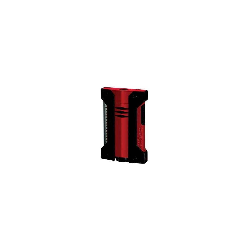 Mechero S.T. Dupont Defi Extreme Jet Flame - Rojo