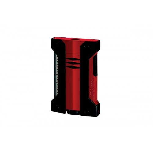 S.T. Dupont Defi Extreme Jet Flame Lighter - Red