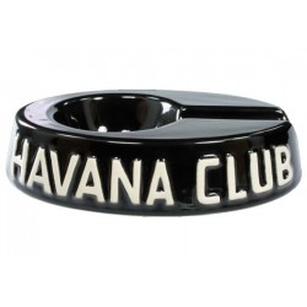 "Cendrier pour cigare Havana Club ""El Egoista"" de céramique - Ebony Black"
