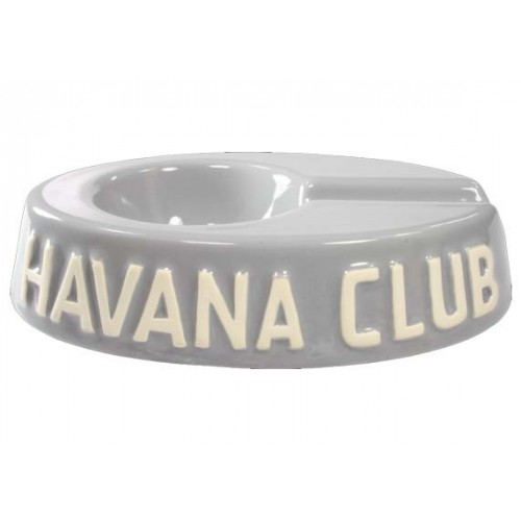 """Havan Club """"El Egoista"""" ceramic cigar ashtray - Mother of pearl"""