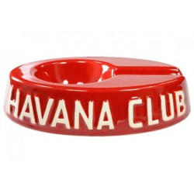 """Posacere da tavolo Havana Club """"El Egoista"""" in ceramica - Rosso Ferrari"""