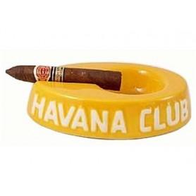 "Posacere da tavolo Havana Club ""El Egoista"" in ceramica - Giallo"