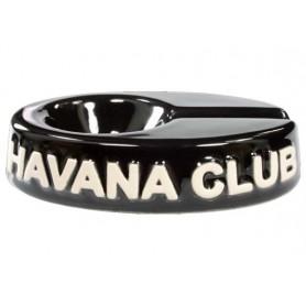"Posacenere da tavolo Havana Club ""El Chico"" in ceramica - Nero Ebano"