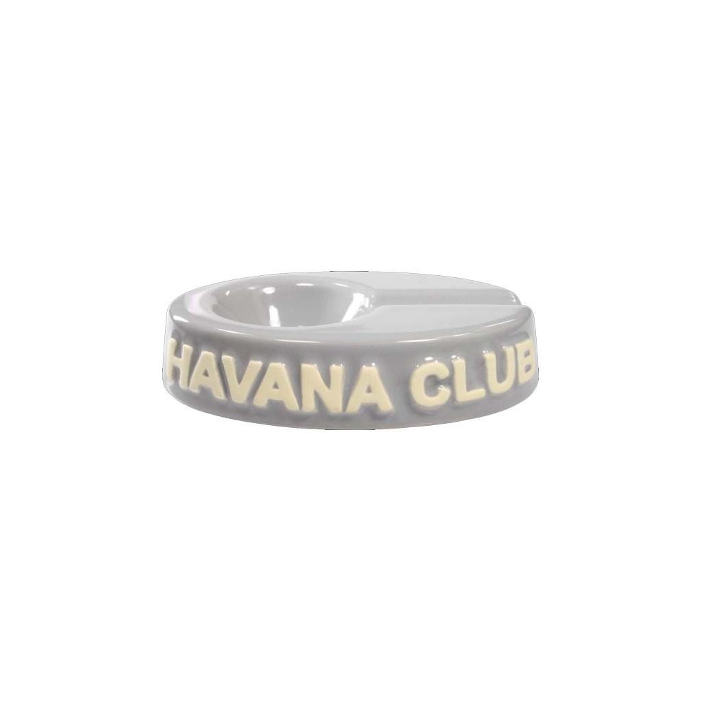"""Havana Club """"El Chico"""" ceramic cigar ashtray - Mother of Pearl"""