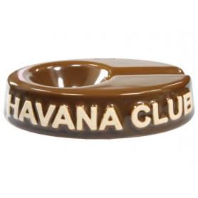 """Ceniceros por cigarro Havana Club """"El Chico"""" en cerámico - Havana Brown"""