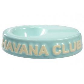 "Posacenere da tavolo Havana Club ""El Chico"" in ceramica - Azzurro"