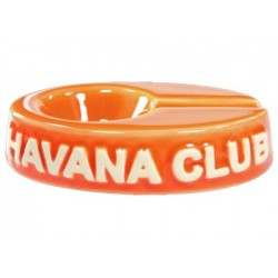 "Cendrier pour cigare Havana Club ""El Chico"" de céramique - Madarine Orange"